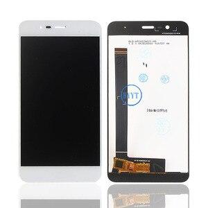 Image 2 - Voor Asus Zenfone 3 Max ZC520TL Lcd Touch Screen 5.2 + Gereedschap En Lijm Digitizer Vergadering Wit Zwart goud