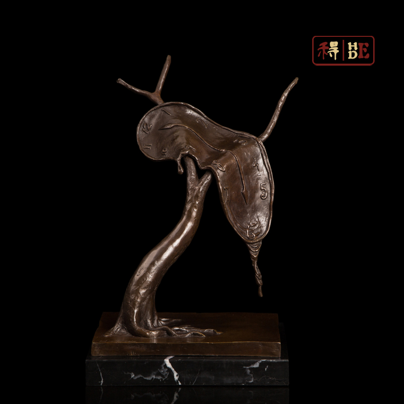 Wo have copper garden statue home decoration weddin works Daly time silhouette gift collection abstract sculpture wall dies