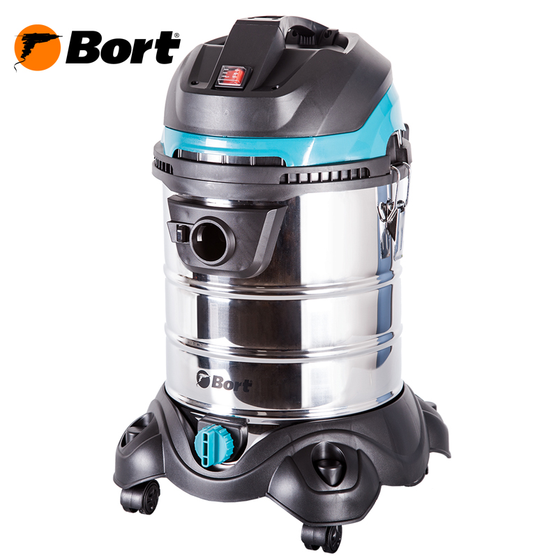 Vacuum cleaner for dry and wet cleaning Bort BSS-1425-PowerPlus vacuum cleaner for dry and wet cleaning bort bss 1630 premium