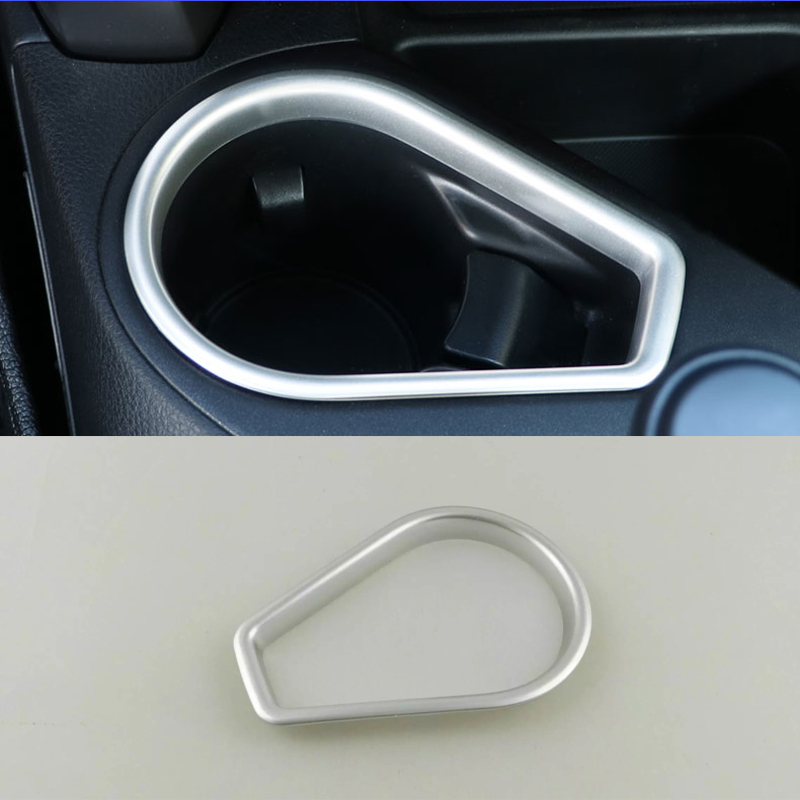 For <font><b>Toyota</b></font> <font><b>RAV4</b></font> 2016 2017 <font><b>2018</b></font> Interior Center Console Ashtray Storage Box Cover Trim ABS Matte Car <font><b>Accessories</b></font> Auto Styling image
