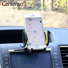 Cenlenso Universal Car Air Vent Phone Holder Mount CD Slot B
