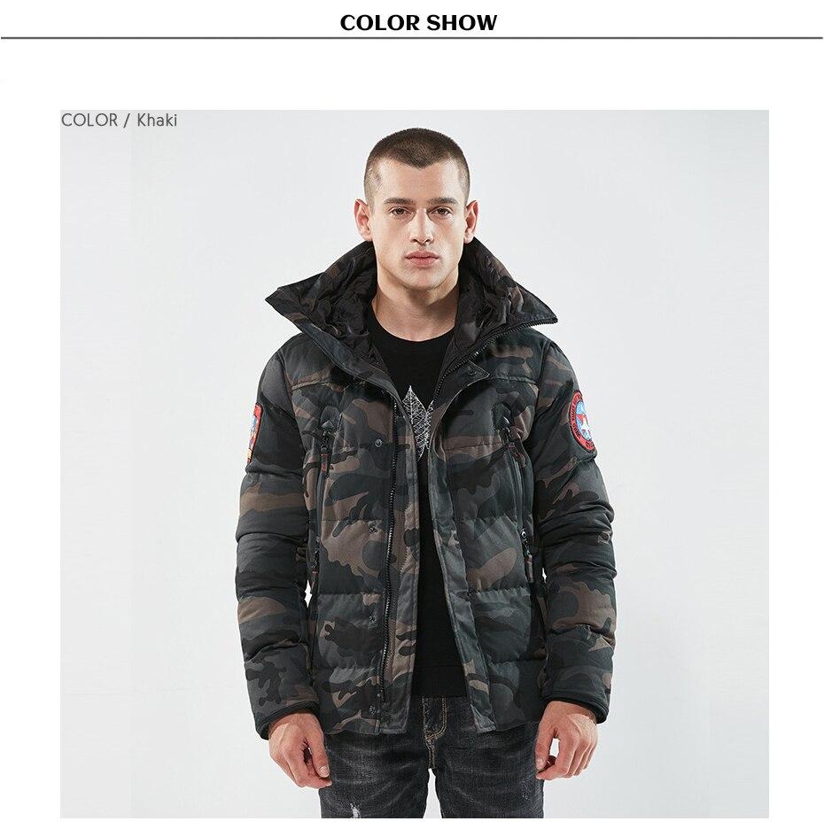 men jacket winter