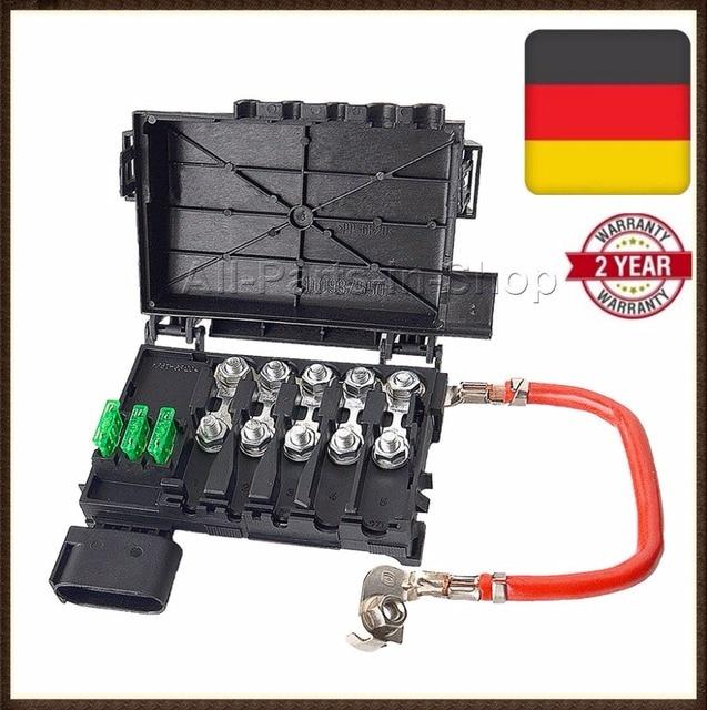 fusible bateria volkswagen caja de fusibles terminal de bater a 1j0937617d 1j0937550 #14