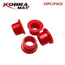 KobraMax Gearbox Lever Selector Repair Kit for Renault Clio Megane Kangoo Scenic 7700732903 10PCS/PACK front left front right side version 2 pins 7702127213 7701039565 door lock actuator for renault 19 clio i ii megane scenic