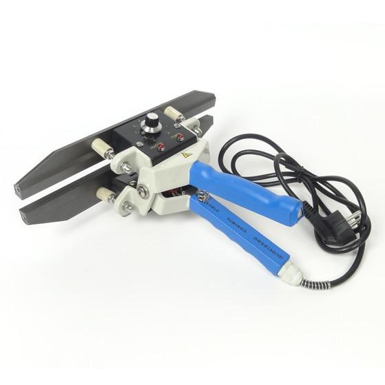 FKR-300 kettős hevítő tömítés, BateRpak nátronpapír zsák hő - Hegesztő felszerelések - Fénykép 2