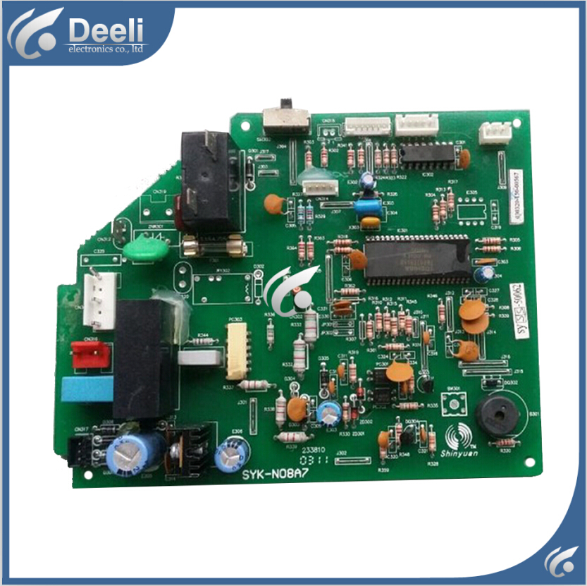 95% new for air conditioning board SYK-N08A7 50062 control board Computer board