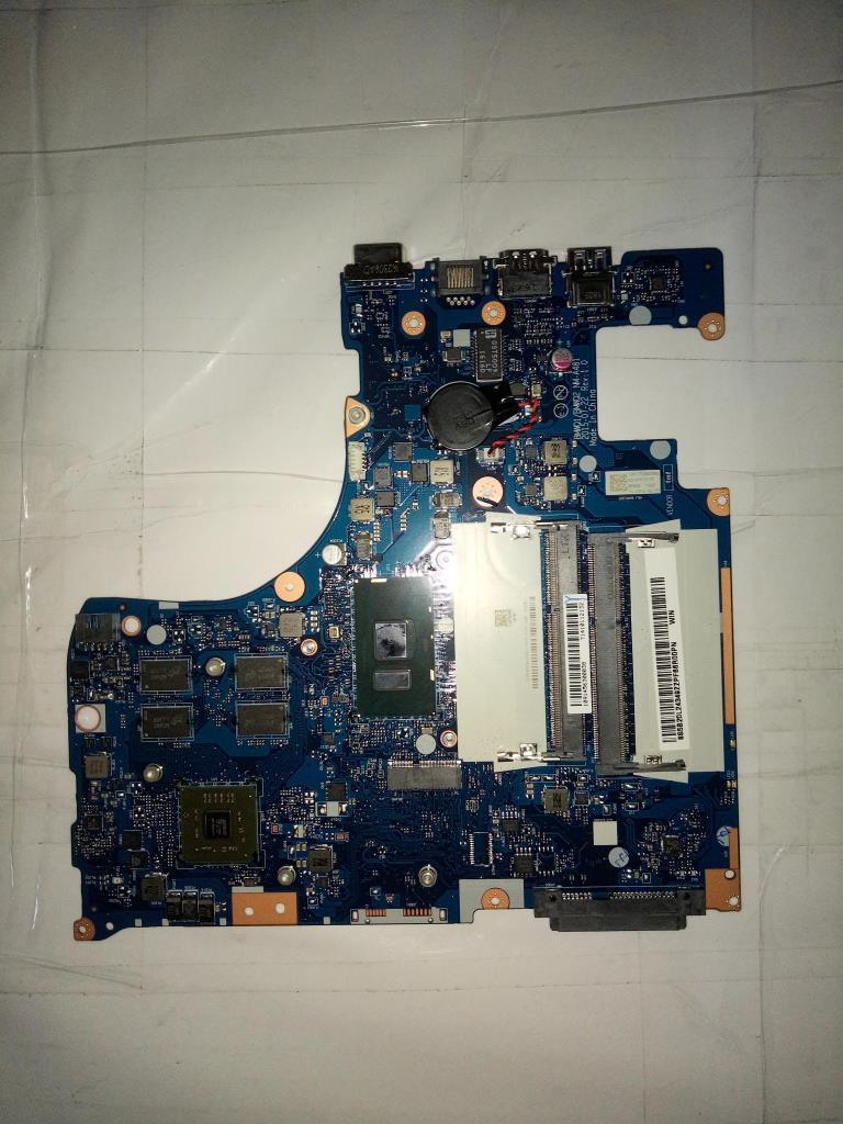 US $210 0 |For Lenovo 300 15ISK laptop motherboard I7 6500U VGA(2G) number  NM A481 FRU 5B20L24358 5B20K38181 5B20K38211 5B20L24344-in Laptop