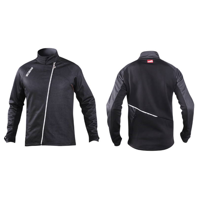 LANCE SOBIKE Bicycle New Jersey Cycling Fleece Thermal Men Long Winter Jacket-Cook MTB Windproof Outdoor Sport Cycling Clothing black thermal fleece cycling clothing winter fleece long adequate quality cycling jersey bicycle clothing cc5081