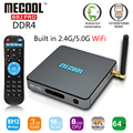 MECOOL BB2 Pro Amlogic S912 DDR4 Octa core Android 6.0 TV BOX 3G 16G UHD 4 K WiFi LAN Gigabit Smart Tv caja PK X96 H96 Set Top Box