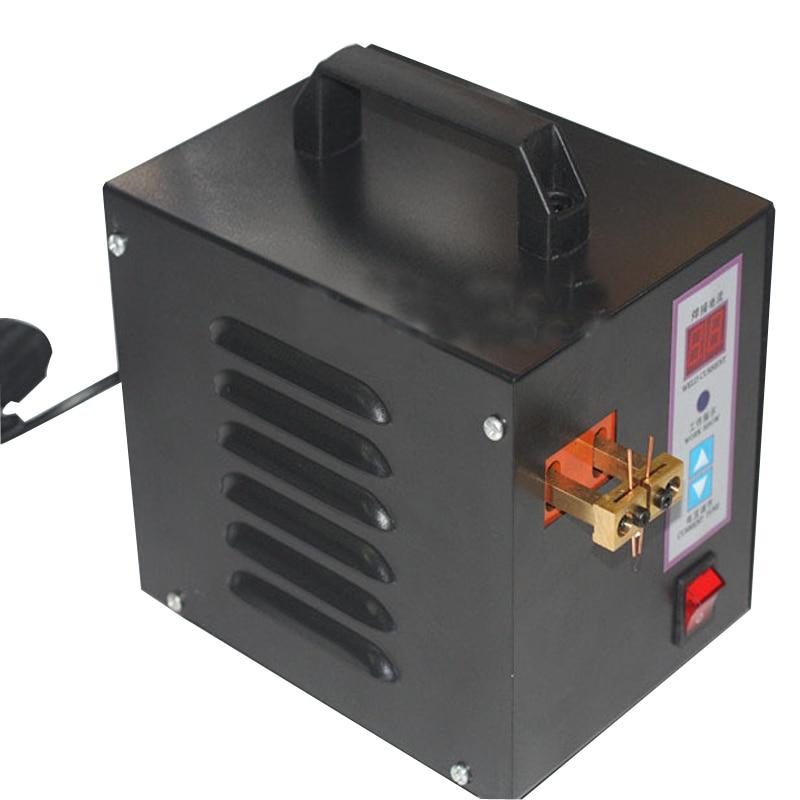 ФОТО 6pcs/lot Spot Welder Machine Welding Laptop Battery Button battery Battery Pack Applicable Notebook and battery spot welder