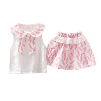 Toddler Girls Clothing Sets 2018 Summer Girls Clothes T-shirt+Shorts Outfits Kids Clothes Girls Sport Suit Children Clothing conjuntos casuales para niñas