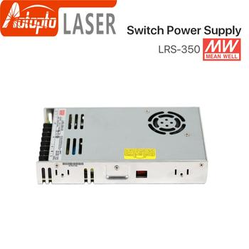 цена на Meanwell LRS-350 Switching Power Supply 12V 24V 36V 48V 350W Original MW Taiwan Brand LRS-350-24