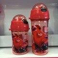 400/600 ML Eco PP Bickiepegs copos garrafa de água dos desenhos animados do bebê do bebê Do Miúdo crianças Garrafa De Palha