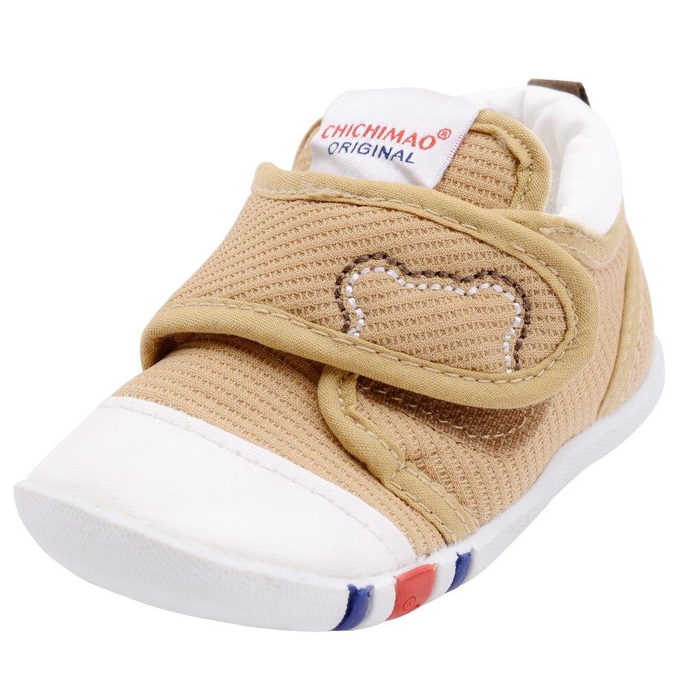 Solide Enfants Chaussures Pour Garçon Fille Chaude Respirant Confortable Baskets De Tennis 4 Couleur Disponible Anti-dérapage Chaussures de Causalité