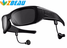 Умные очки с bluetooth-гарнитура Беспроводной smart Sport Camera Digital Video Для MP3 Новые Моды Обновленная Версия в 201 году