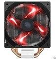 CoolerMaster Blizzard T400 T400i 4pin ШИМ 12 см вентилятор 4 тепловыми трубками для Intel 2011/1366/115x/775 для AMD CPU кулер вентилятор охлаждения