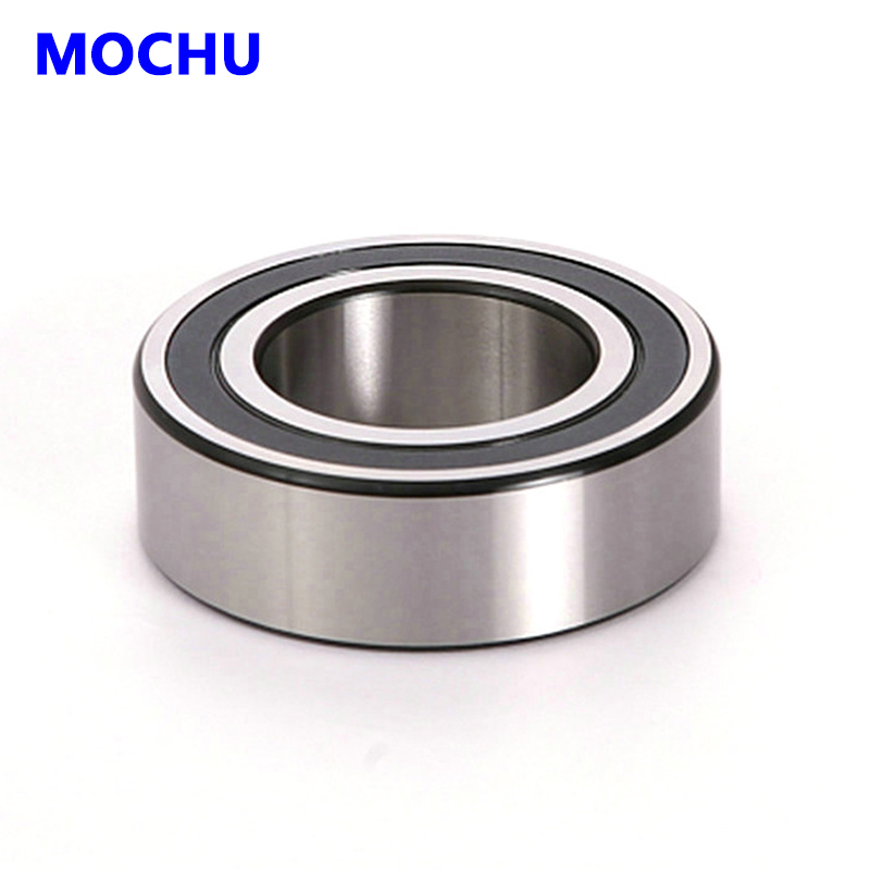 цены  1pcs bearing 4311 55x120x43 4311A-2RS1TN9 4311-B-2RSR-TVH 4311A-2RS MOCHU Double row Deep groove ball bearings