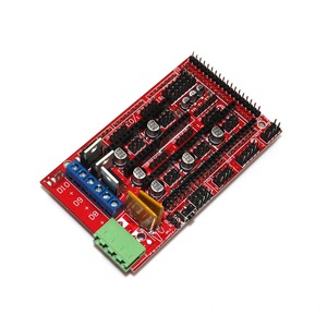 3D-принтер RAMPS 1,4, панель управления, материнская плата Reprap mosfet arduino mega pololu shield 1,4 MendelPrusa