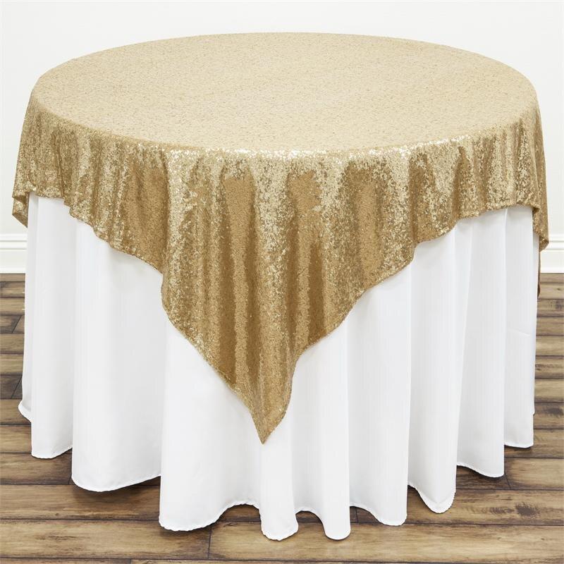 Popular silver sequin tablecloths buy cheap silver sequin tablecloths