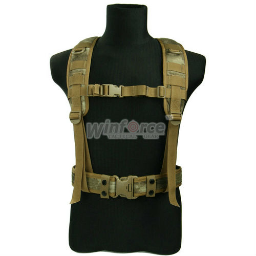WINFORCE Tactical Gear/ Belt with H Harness / 100% CORDURA/ QUALITY