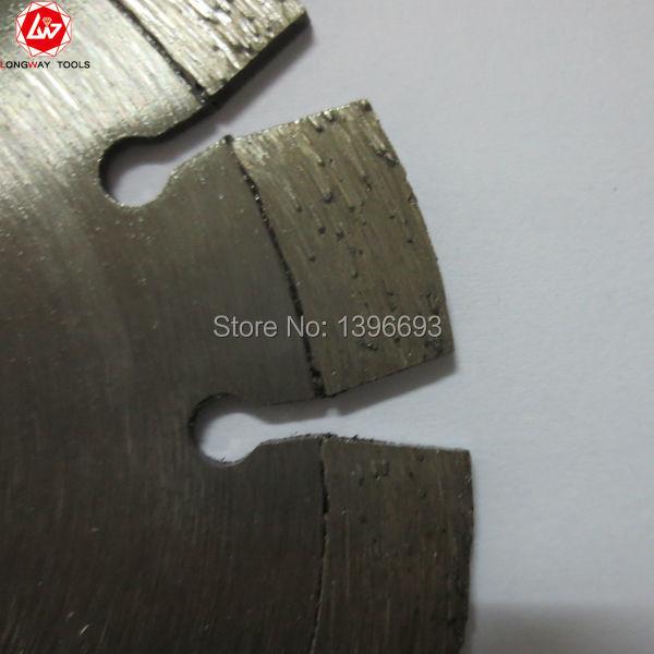 Hoja de sierra circular de diamante láser 125X10X22.23mm para - Hojas de sierra - foto 4