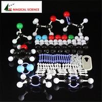 Free Shipping Atom Molecular Models Set For Teacher DLS 23118 Organic Chemistry Molecular Modeling