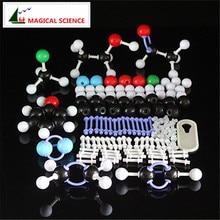 118pcs 23mm molecular model kit PP bag packed,Organic Chemistry Teaching for teacher & students in high school & University