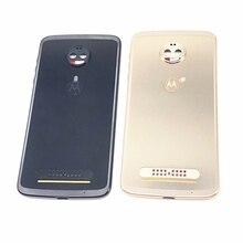Arka Pil Kapağı Konut Motorola Moto Z2 Kuvvet XT1789 Arka kapak