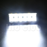 7 Inch 60W 5D Led Bar Light Cree Led Chip 3D 4D Flood Spot Combo