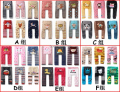 10pcs/Lot Hot New  Kids PP Pants Multi-style Cotton Toddler Trousers Busha Pants( Any Size and Color Can Be Choosed )