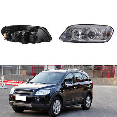 For Chevrolet Captiva Right & Left Composite Headlight Lamp Assembly Set OEM NEW right combination headlight assembly for lifan s4121200