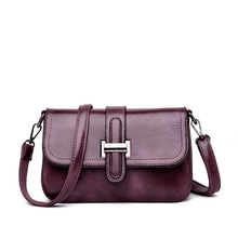 2019 New Fashion Luxury Leather Handbags Women Bags Designer Womens Purses and Shoulder Flap Crossbody for