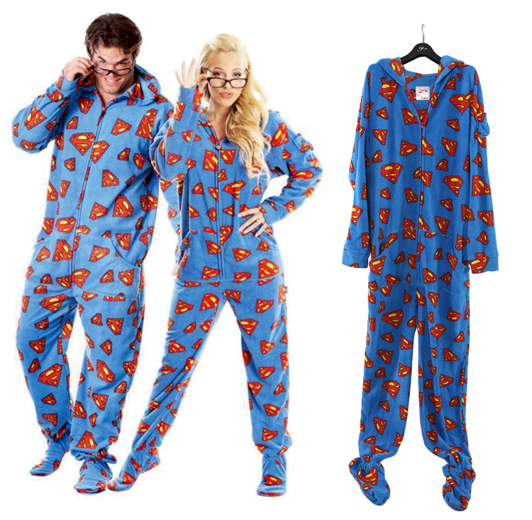 Custom Footed Pajamas for Adults Promotion-Shop for Promotional ...