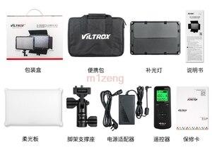 Image 2 - S192T 50 ワットスリム調光可能な LED ビデオリングフラッシュライト pentax camera 撮影 Youtube のビデオショーライブ