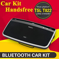 2016 Newst Bluetooth Automobiles Sun Visor Speaker In-Car Speakerphone Quality Handsfree Car Kit with DSP Car Kit HD Music Play