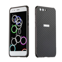 For Asus Zenfone 4 Max ZC520KL Case Aluminum Metal Frame+Carbon Fiber Cover Case for Asus Zenfone 4 Max ZC554KL Shockproof Case цена и фото