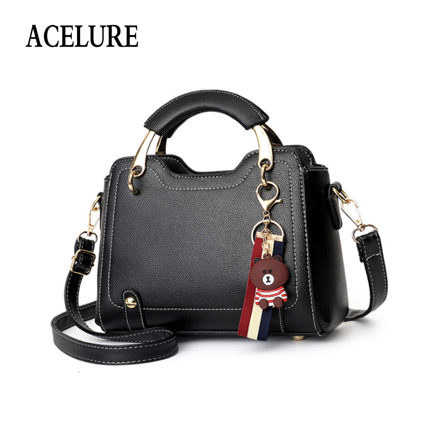 ACELURE women handbag luxury handbags women bags designer shoulder bags for women 2018 women bag bolsos mujer clutch sac a main