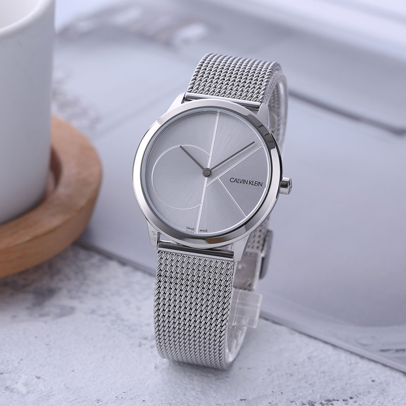 4ba69618224 CalvinKlein MINIMAL Series Men's and Women's Quartz Watches K3M2212Z-in  Women's Watches from Watches on Aliexpress.com | Alibaba Group