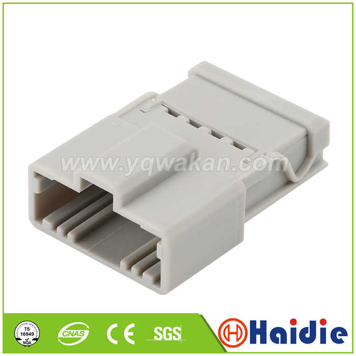Free Shipping 2sets 5pin Auto Electric Wiring Plug Automotive Wiring Harness Unsealed Cable Connector 6098-0343