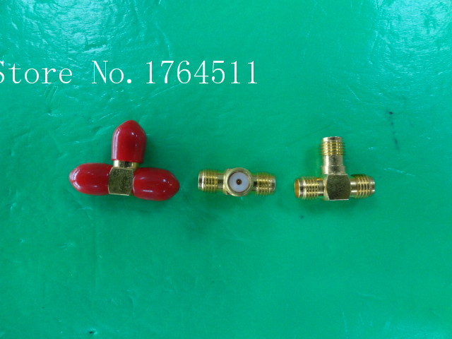 [BELLA] Imported SMA Disassemble Yin Head Three Port -  --5PCS/LOT