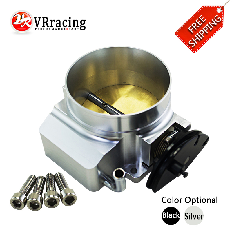 FREE SHIPPING NEW THROTTLE BODY 92MM FOR GM GEN III LS1 LS2 LS6 THROTTLE BODY FOR LS3 LS LS7 SX LS 4 BOLT CABLE VR6937
