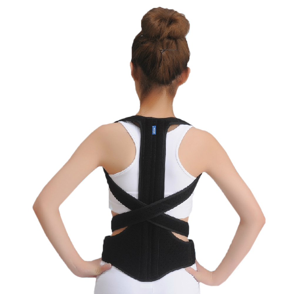 High Quality Back Brace & Support Posture Correct Spinal Thoracic Spine Kyphosis Correction Belt Thoracolumbar Fixed