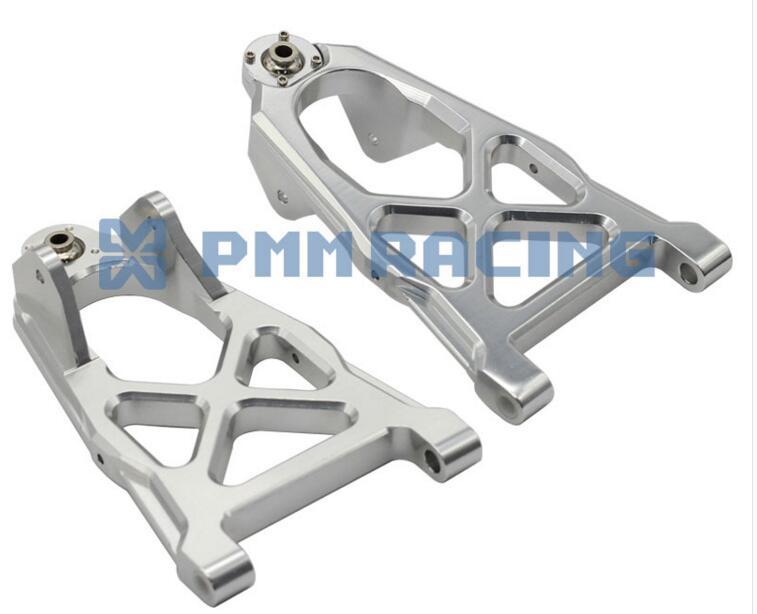 BAJA 5B  5B SS  5T aluminum alloy front lower rocker baja alloy rear lower control arm 2pc