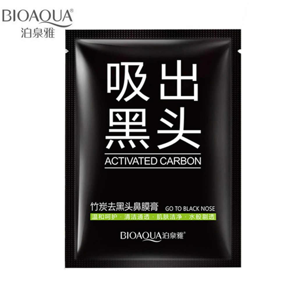 חטט מסיר נקבובית ניקוי פעיל פחמן מינרלים בוץ ממברנות חימר מנקה האף פנים טיפול בסיס איפור