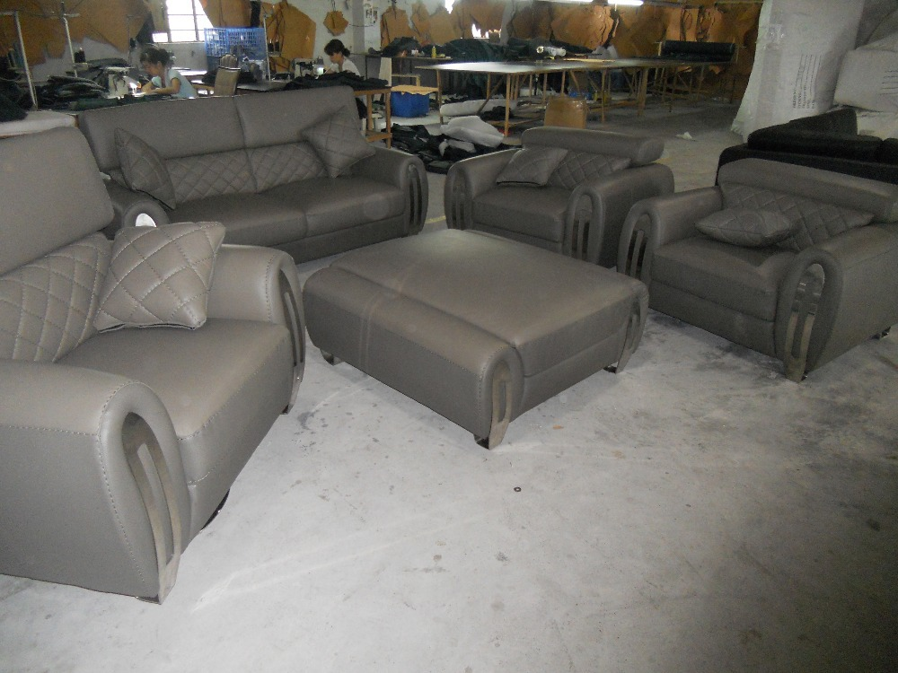 Online Buy Wholesale Genuine Leather Sofa Set From China