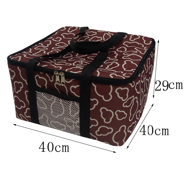 food container 40x40x29 cm Marca : Norton&sons
