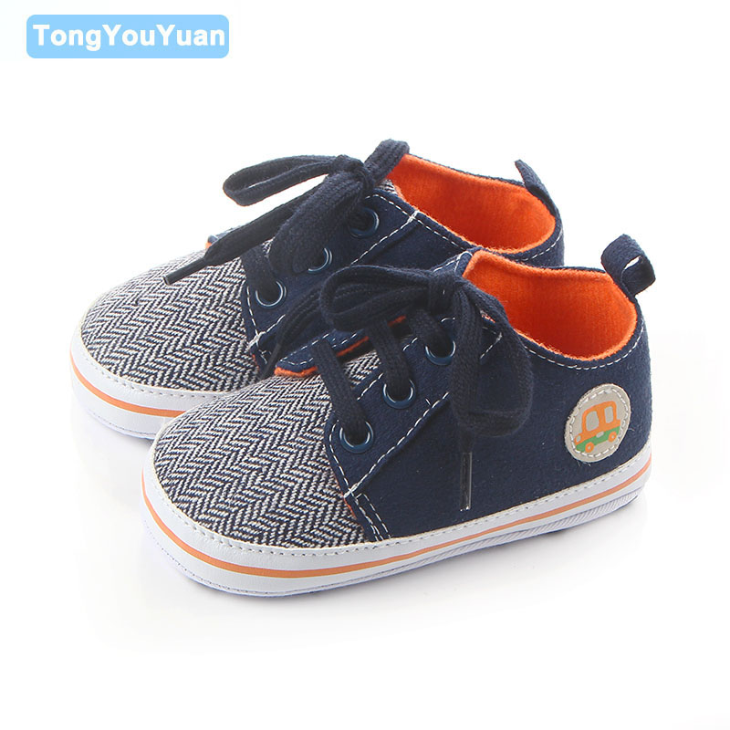 New Arrival Cute Canvas Lace Up With Car Prints Casual ...