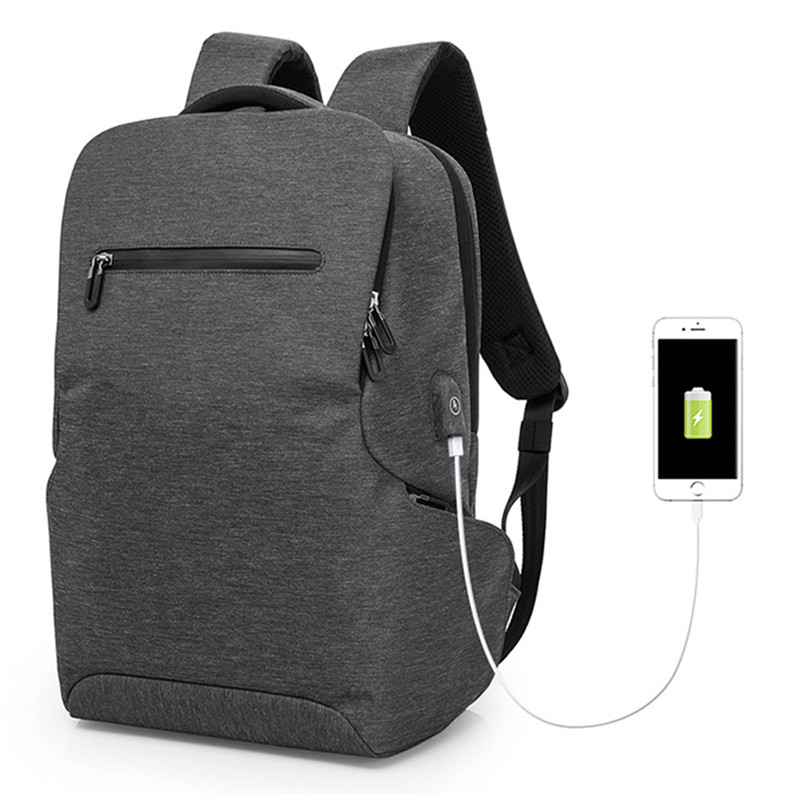 Backpack For 15.6 inches Laptop Backpack Large Capacity student Backpack Casual Style Fashion Bag Waterproof USB Backpacks Men backpack fashion student school bag backpacks for 15 6 inch laptop bag men backpacks casual waterproof high capacity travel bags