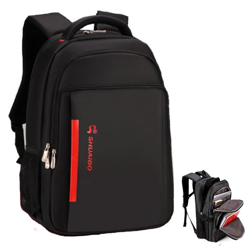 NEW Waterproof Multi-Functionp Laptop School Backpacks For Teenagers Boys High Middle School Student School bag Large Capacity