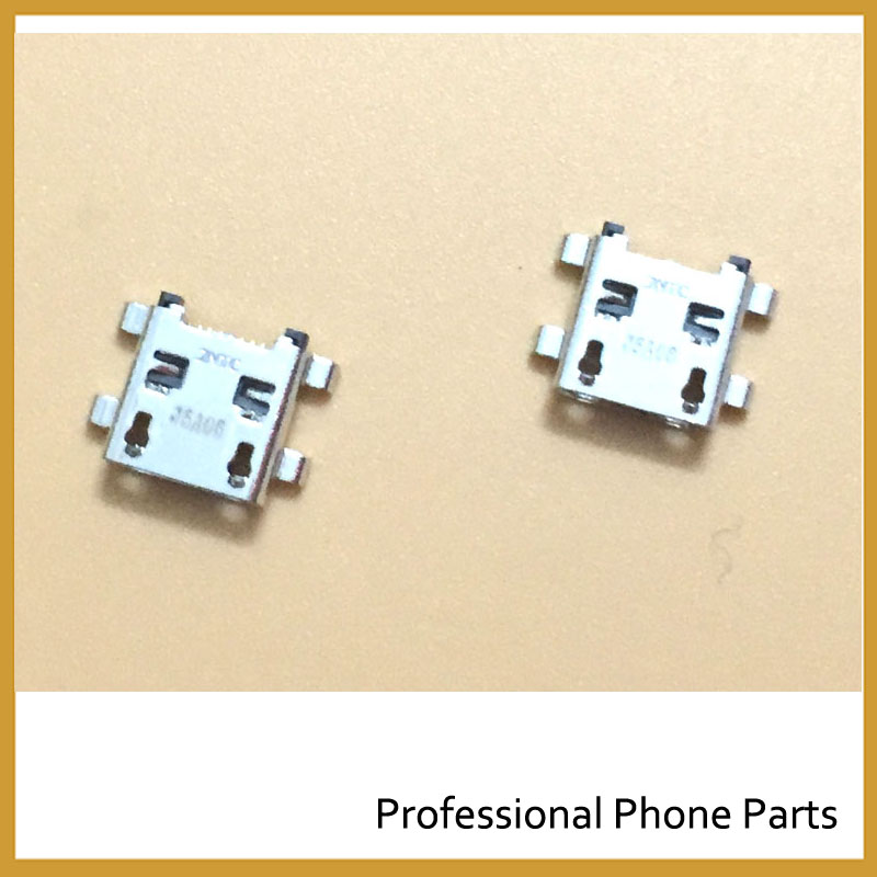 100% New Original Micro USB Jack Charging Socket Connector Port For Samsung Galaxy S4 Mini I9190 I9195 Replacement Part